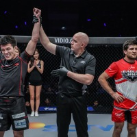 'ONE: Kings of Courage' results: Shinya Aoki vs Marat Gafurov