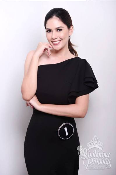 Vickie Rushton [Facebook/Bb. Pilipinas (Official)]