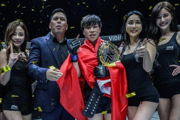 Victor Cui, Xiong Jing Nan