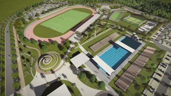 Vermosa Sports Hub