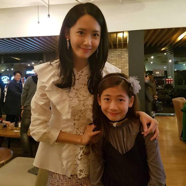 Yoona, Park Min-ha (Instagram/Gwen Minha)