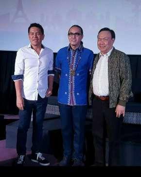 Brillante Mendoza, Dexter Macaraeg, Wilson Tieng