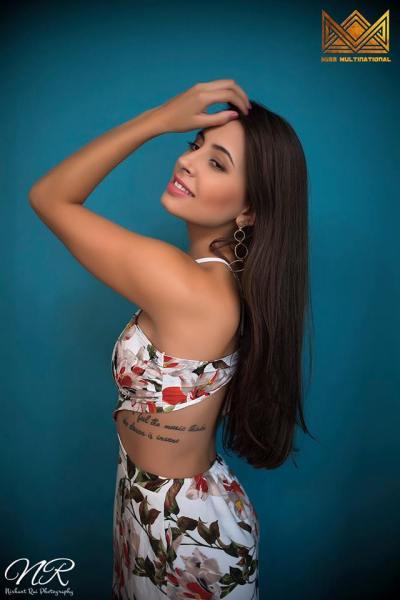 Fernanda Cecilia (Facebook/Miss Multinational)