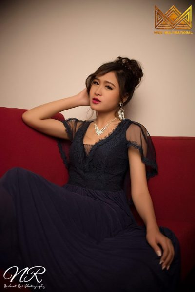 Gladys Seong (Facebook/Miss Multinational)