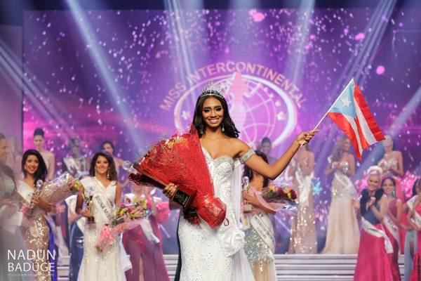 Heilymar Rosario (Facebook/Miss Intercontinental)