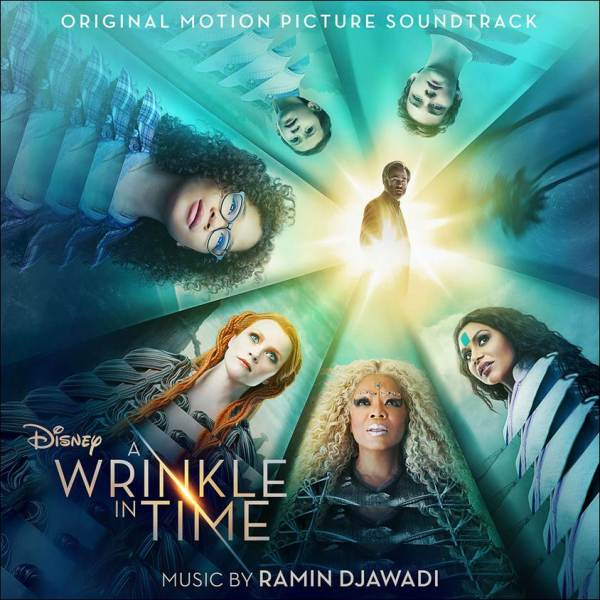 'A Wrinkle in Time' soundtrack cover