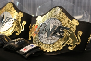 ONE Championship belts