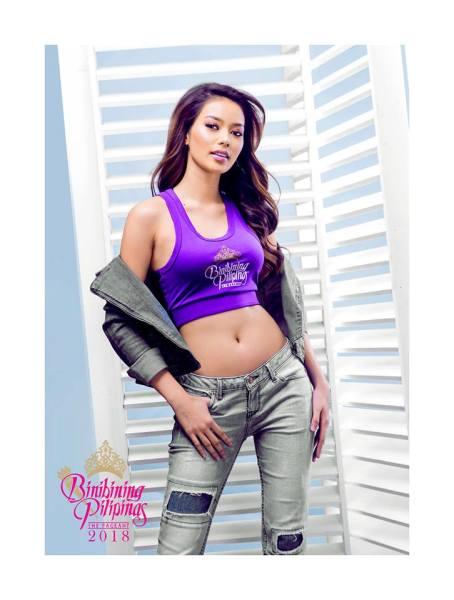 Jehza Huelar (Facebook/Bb. Pilipinas)