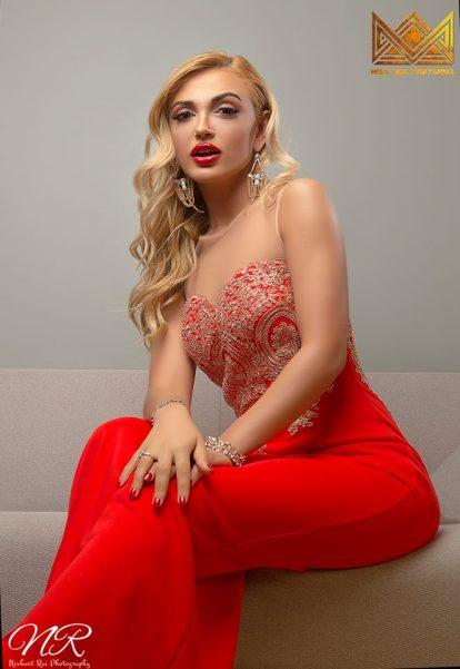 Jonah Melody (Facebook/Miss Multinational)