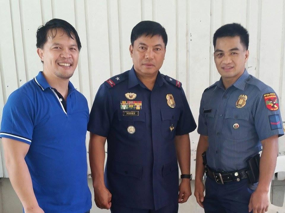Mark Sangiao, Cordillera Director Police Superintendent Isagani Nerez, Crisanto Pitpitunge