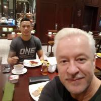 Martin Nguyen on sparring with Reece McLaren: This was coach Fari Salievski's idea