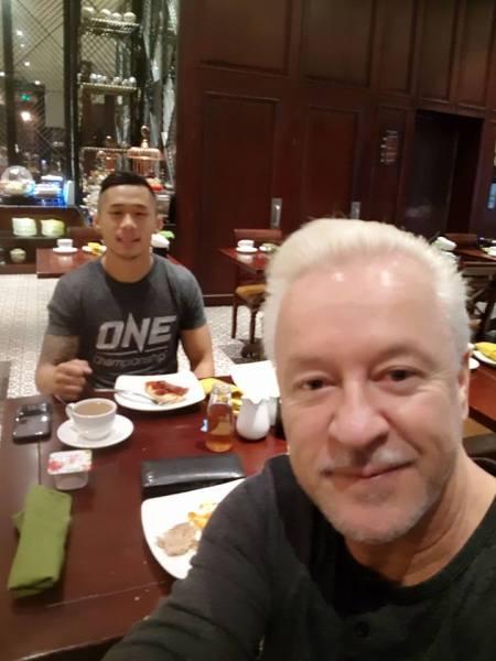 Martin Nguyen, Fari Salievski (Facebook/Fari Salievski)