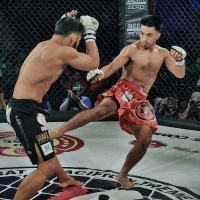 Team Lakay's Crisanto Pitpitunge is first from Philippines to fight in Jordan