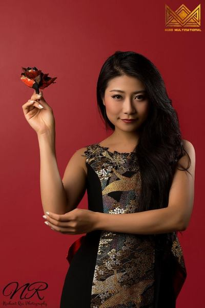 Ruri Chikuma (Facebook/Miss Multinational)