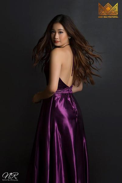 Sophia Senoron (Facebook/Miss Multinational)