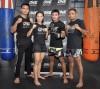 Shannon Wiratchai, Rika Ishige, Kritsada Kongsrichai, Dejdamrong Sor Amnuaysirichoke