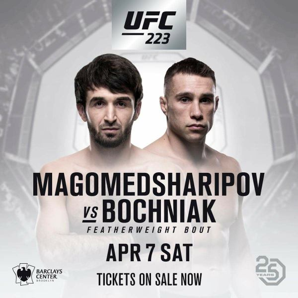 Zabit Magomedsharipov, Kyle Bochniak (Facebook/Dutch Fight Network)
