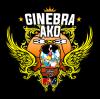 Ginebra Ako Logo Black