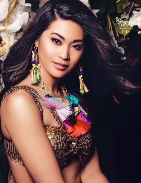 Aya Abesamis [Facebook/Bb. Pilipinas (Official)]