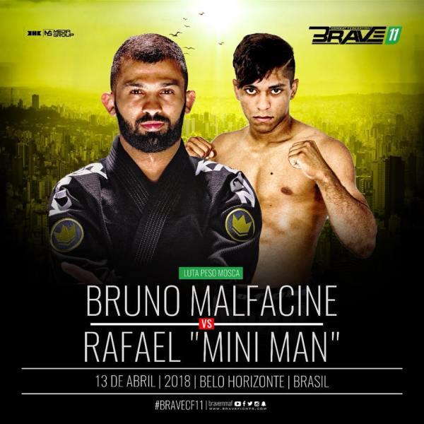 Bruno Malfacine, Rafael Pereira  (Facebook/Brave Combat Federation)