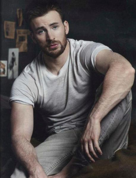 Chris Evans (Facebook/Chris Evans)