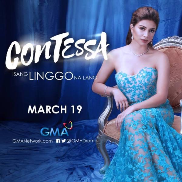 Glaiza de Castro (Facebook/GMA Network)