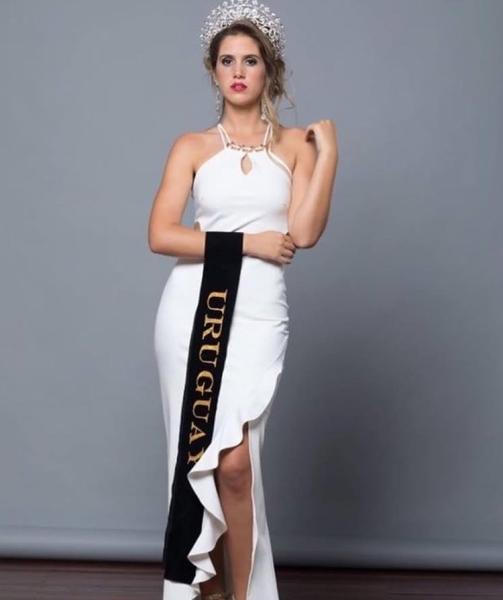 Fiorella Marzano (Instagram/Bellas Reinas de Uruguay)