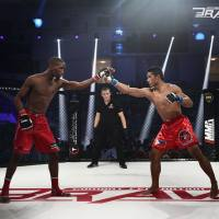 Brave CF Bantamweight Champion Stephen Loman accepts Frans Mlambo's rematch challenge