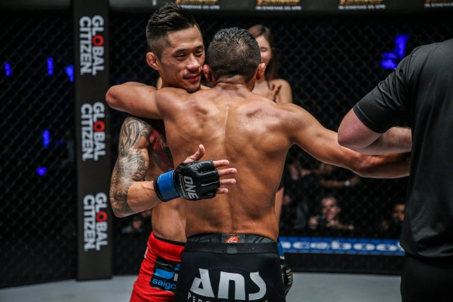 Bibiano Fernandes to watch Martin Nguyen vs Kevin Belingon bout in Manila?