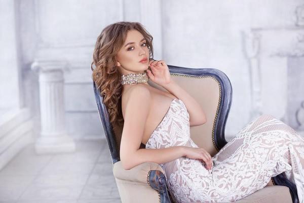 Kseniia Klepikova (Facebook/Miss Eco International)
