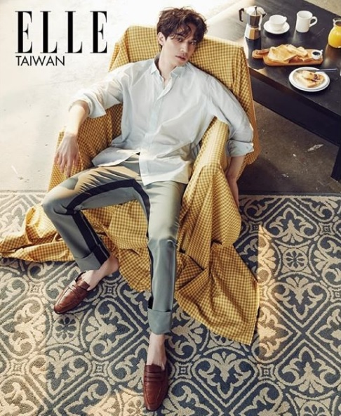 Lee Dong Wook (Instagram/Lee Dong Wook)