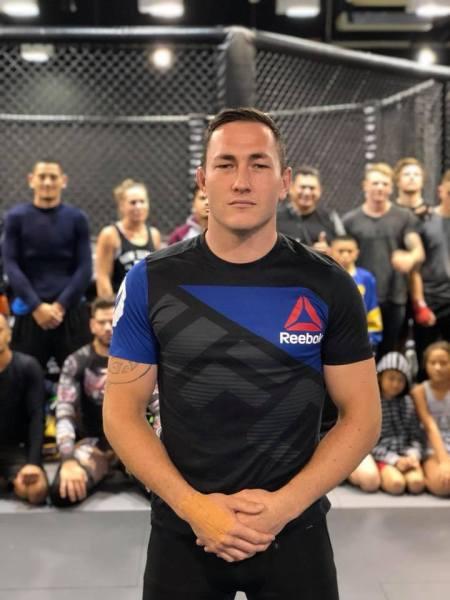 Luke Jumeau (Facebook/CORE MMA)