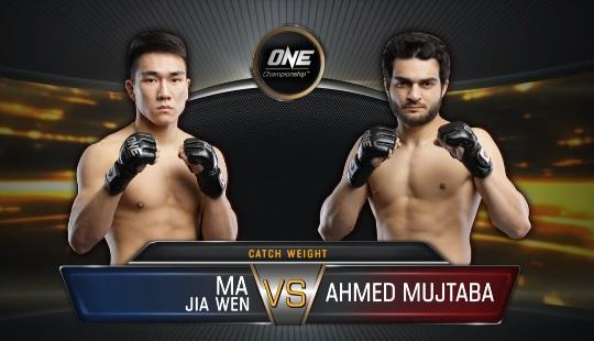 Ma Jia Wen, Ahmed Mujtaba