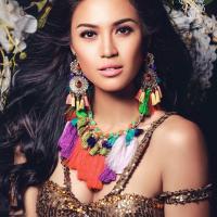 Michele Gumabao is Bb. Pilipinas-Globe 2018