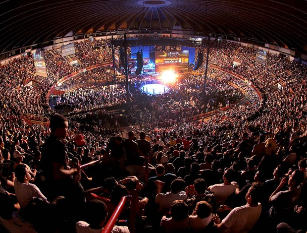 Brave CF to be hosted in in Brazil's biggest indoor sporting arena – CONAN Daily