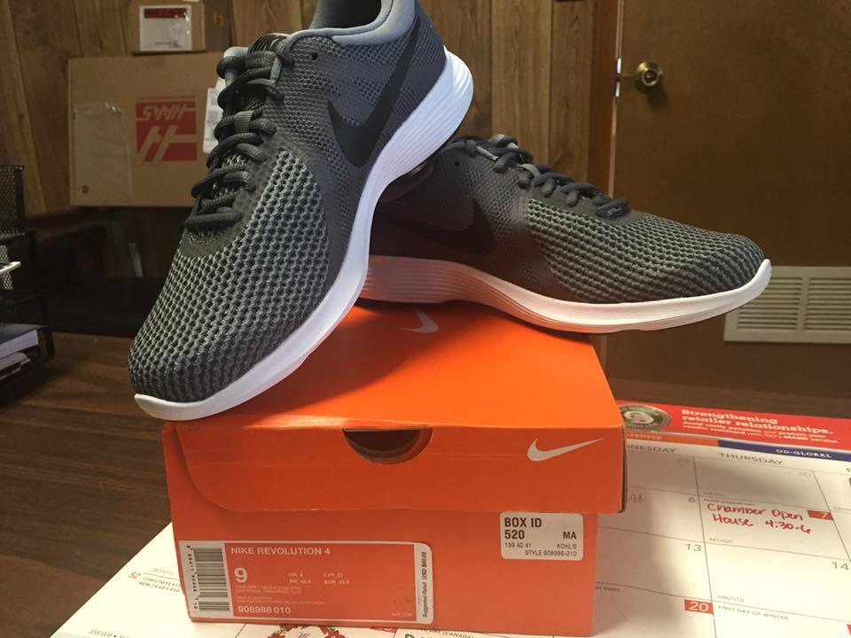 | Nike Men's Revolution 4 Running Shoe | Road Running