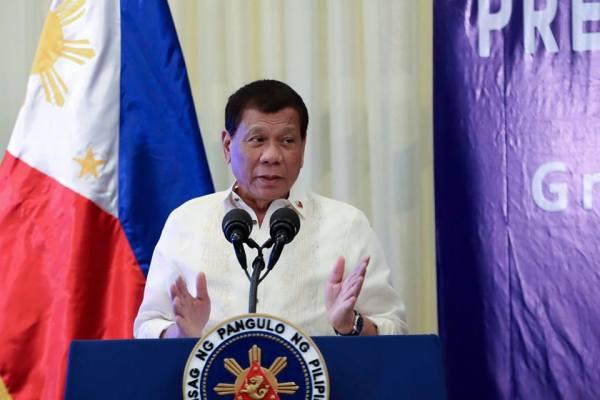 Rodrigo Roa Duterte (Facebook/Rody Duterte)