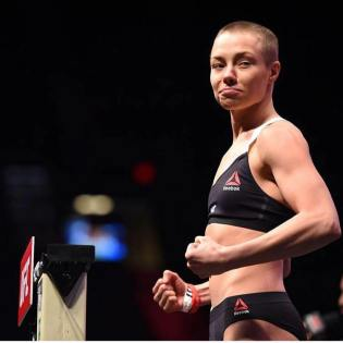 Rose Namajunas (Facebook/Rose Namajunas)
