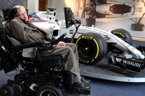 Stephen Hawking (Facebook/Stephen Hawking)
