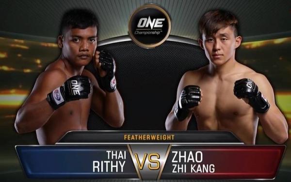 Thai Rithy, Zhao Zhi Kang