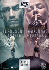 Tony Ferguson, Khabib Nurmagomedov, Rose Namajunas, Joanna Jedrzejczyk (Facebook/UFC)