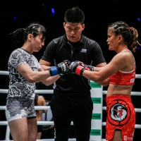 Team Lakay's Gina Iniong earns 3rd ONE Championship win at 'ONE: Heroes of Honor'