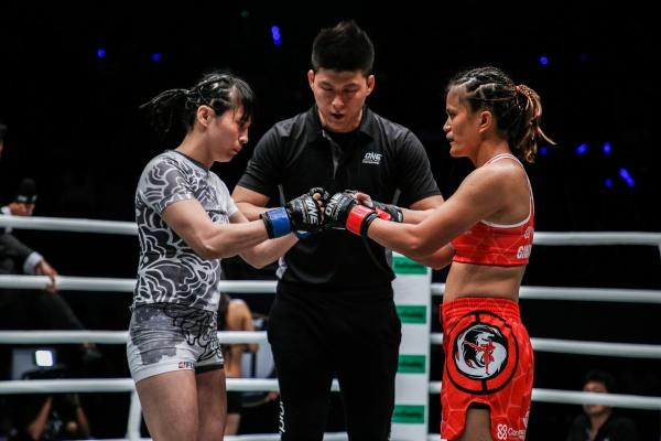 Jenny Huang, Kemp Cheng, Gina Iniong