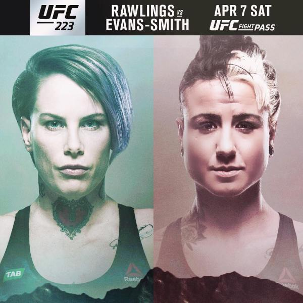 Bec Rawlings, Ashlee Evans-Smith