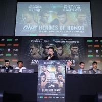 ONE Super Series results: Fabio Pinca vs Nong-o Gaiyanghadao at 'ONE: Heroes of Honor'