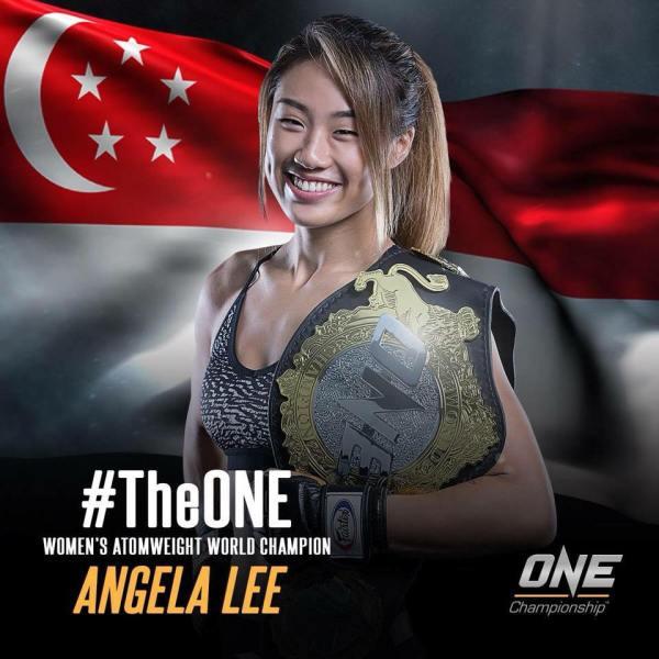 Angela Lee (Facebook/Angela Lee)