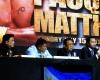Arnold Vegafria, Buboy Fernandez, Chavit Singson, Manny Pacquiao