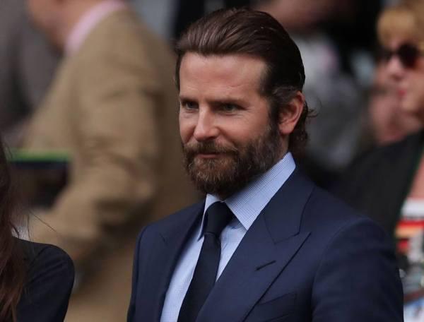 Bradley Cooper (Facebook/British GQ)