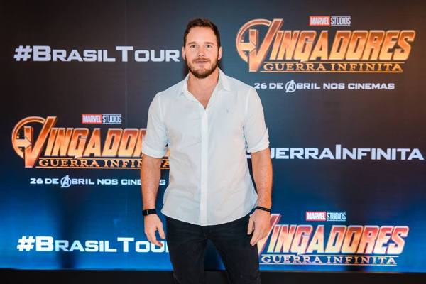 Chris Pratt (Facebook/Chris Pratt)
