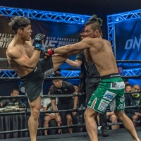 'Rich Franklin's ONE Warrior Series' finale awards 3 prospects with $100k+ONE Championship contracts